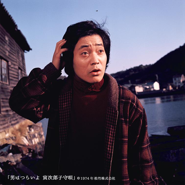 第14作「男はつらいよ 寅次郎子守唄」