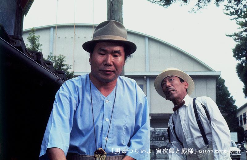 第19作「男はつらいよ 寅次郎と殿様」