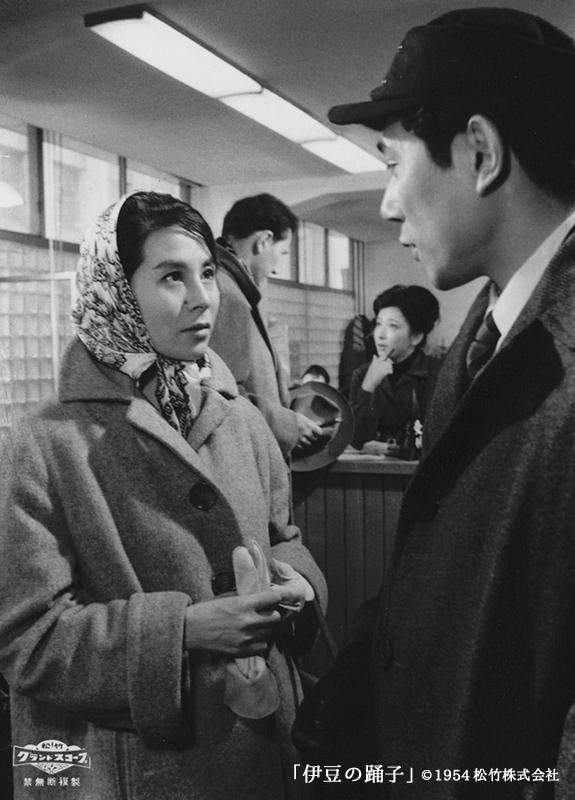 松竹シネマクラシックス連載コラム「銀幕を舞うコトバたち(36)」私はどうしても、もう一度、北の海、能登の断崖に立ってみたかった。