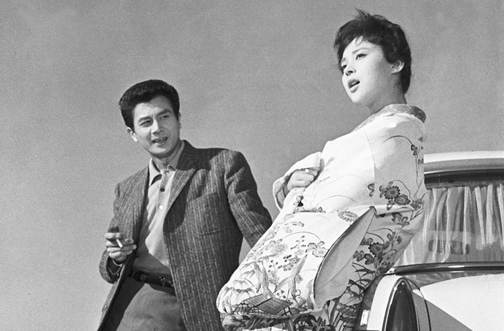 今年の恋|木下惠介の全作品 木下惠介生誕100年|松竹株式会社
