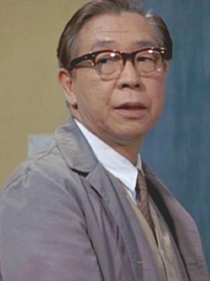 松村達雄 松竹映画『男はつらい...